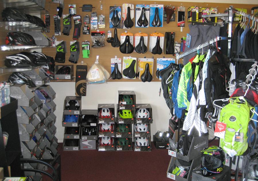 Bicycle-World-Bicycle-Shop-Repair-Kingman-AZ-Helmets