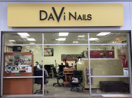 Da vi nails kingman merchants mall for 24 hour nail salon brooklyn ny
