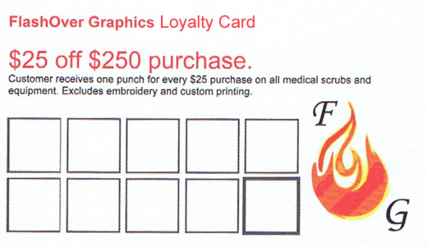 Kingman-Merchants-Mall-Businesses-FlashOver-Graphics-Medical-Uniforms-Scrubs-Embroidery-loyalty-card