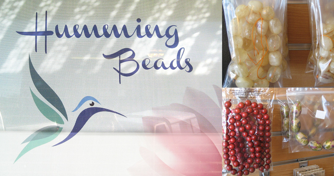 Humming Beads Specialty Bead Store and Craft Shop