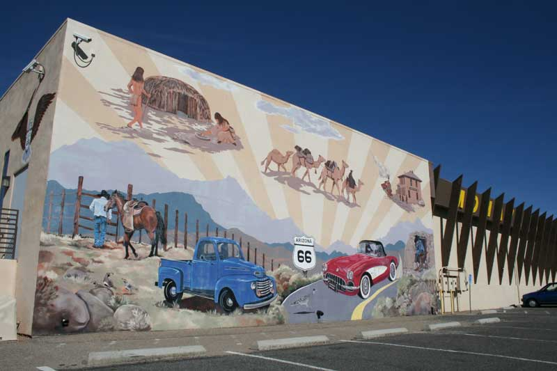 Historical Route 66 Museum Depicts History of Man