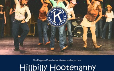 Kingman Powerhouse Kiwanis Hillbilly Hootenanny