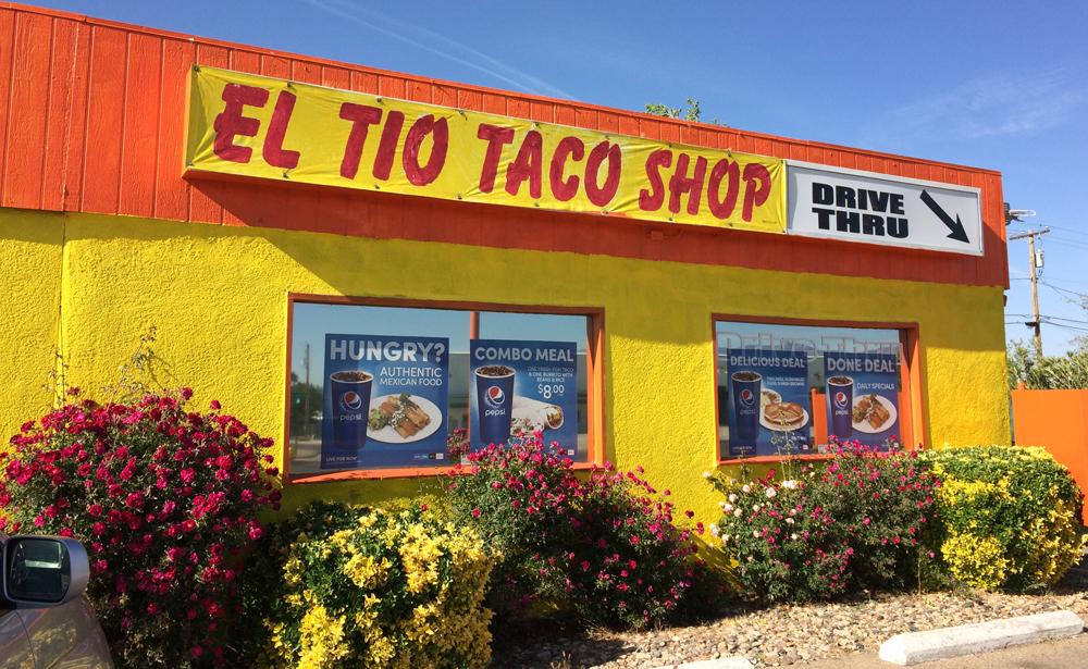 El Tio Taco Shop and Restaurant