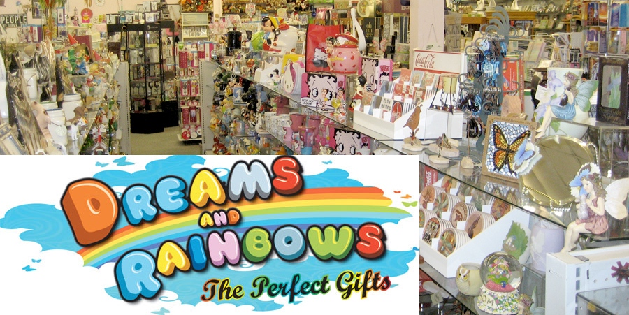 Dreams and Rainbows Gift Store and Collectibles