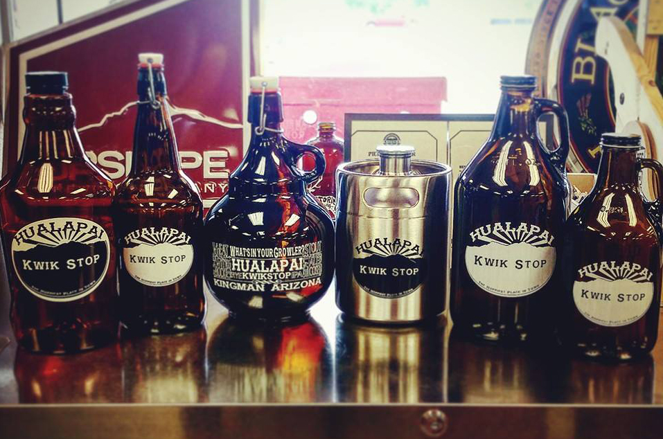 Hualapai, Kwik-Stop-Growler-Station-Convenience-Store-Craft-Beer
