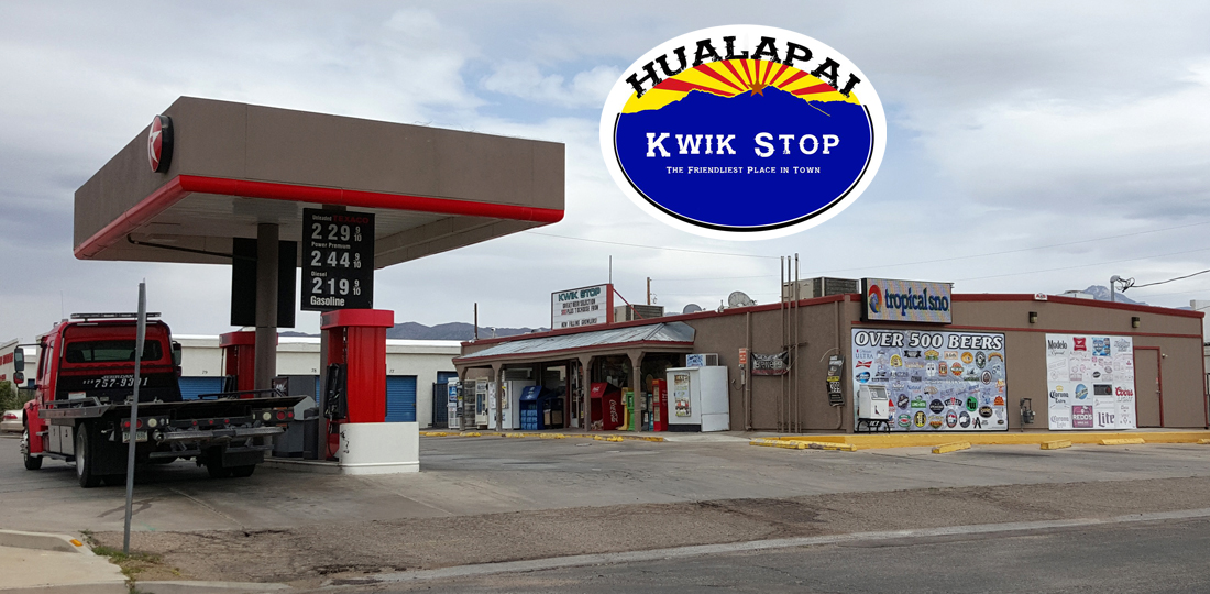 Hualapai, Kwik-Stop-Growler-Station-Convenience-Store-Hawaiian-Shaved-Ice