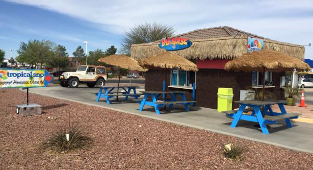 Kingman-AZ-Paradise-Tropical-Sno-Hawaiian-Shaved-Ice