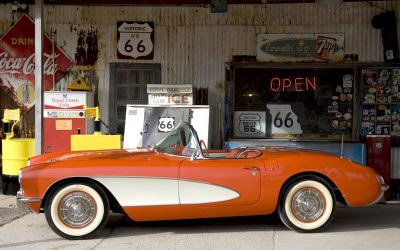 The Cinematic History of Route 66