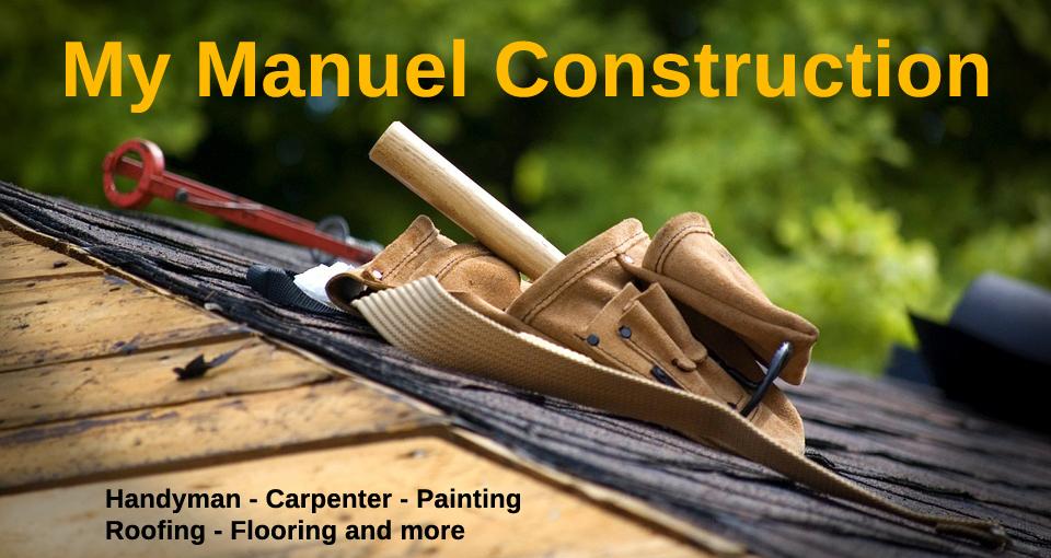 My Manuel Construction – Handyman – Carpenter