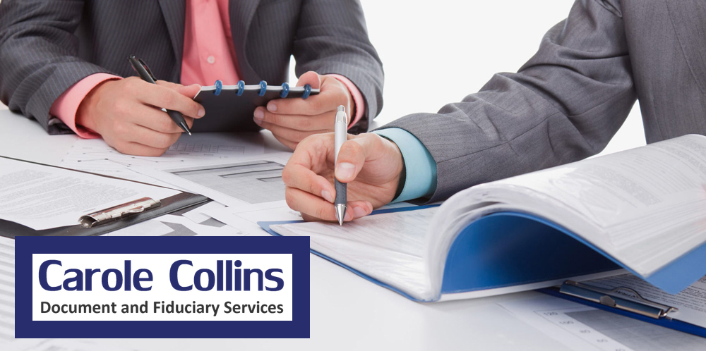 Carole Collins Document and Fiduciary Services