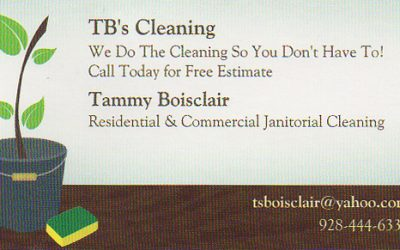 TB's Cleaning House Cleaning and Office Cleaning