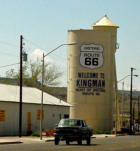 Historical Route 66 Come Be Apart Of History And Enjoy The Views!