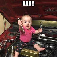 Great Mechanics, Kingman, Dad's Little Helper