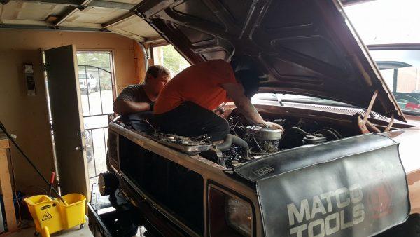 the Best Mechanics, Kingman, Get Into Their Work