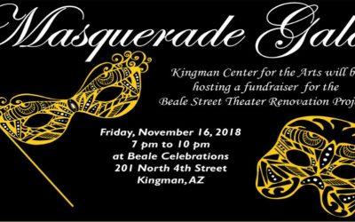 Kingman's Own Formal Masquerade Gala